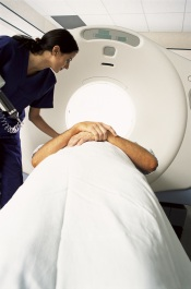 Preparing for a CT Scan
