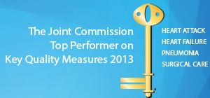 Joint Commission Top Performers