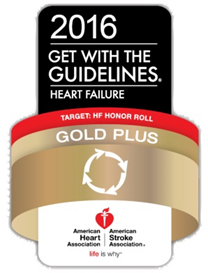 Get wiht the Guidelines Gold Plus Certification