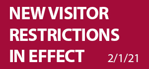 Know the Visitor Restrictions